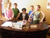 10. mája sme na Miestnom úrade Mestskej časti Košice – Staré Mesto zorganizovali Deň otvorených dverí. Pozvanými návštevníkmi boli predovšetkým žiaci základných a stredných škôl v Košiciach.