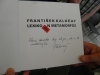 7. mája 2012 popoludní Ing. arch. František Kaločay po prvý krát oficiálne uviedol do života svoju knihu Lexiko(h)n Metamorfóz. Priestory Kultúrno-vzdelávacieho centra Štátnej vedeckej knižnice v Košiciach sa vďaka nej naplnili originálnym židovským humorom.