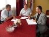18.6.2012 zvolal starosta Starého Mesta Mgr. Ľubomír Grega mimoriadne operatívne zasadnutie ohľadom vymáhania pohľadávok za prenájom bazéna na Mestskej plavárni. Zasadnutia sa zúčastnili predseda finančnej komisie Ing. Štefan Lasky a prednosta MÚ Mgr. Karol Till.