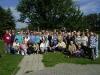 Slnečné počasie ašportový duch priali II. ročníku športových hier seniorov oPutovný pohár starostov mestských častí Staré Mesto aSever, ktorý sa uskutočnil vareáli Ryba Anička.