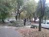 1.10. 2012 bolo na základe zmluvy odovzdané stavenisko na Magurskej ulici stavebnej spoločnosti. Pribudne tam nových 21 parkovacích miest.