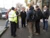 Starosta MČ zvolal 27.11.2012 na základe podnetu Bytového družstva Nádej, Protifašistických bojovníkov 7, pracovné stretnutie za účelom odstránenia nedostatkov negatívne pôsobiacich na kvalitu životného prostredia.