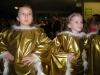 Každoročný vianočný kultúrny program na Kuzmányho sídlisku takmer zmaril dážď. Potvrdilo sa, že Košičania sú ľudia s veľkým srdcom a deti sa nakoniec predviedli v plnej paráde.