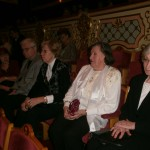 26.1.2016 si členovia Denného centra opäť naplánovali návštevu divadla. Tentokrát si vybrali titul Grófka Marica. Predstavenia sa zúčastnilo 18 členov.