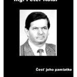 Ing. Peter Kolár nás navždy opustil. Ing. Peter Kolár sa od ranného detstva venoval šíreniu kultúry. Bol členom,ale ivedúcim rôznych ľudovo-umeleckých a folklórnych skupín. Bol 1. riaditeľom divadla Thália v Košiciach. V roku 1973 bol spoluzakladateľom, neskôr aj vedúcim speváckeho zboru Csermely. V roku 1975 sa stal predsedom Csemadoku v Košiciach, neskôr bol zvolený aj […]