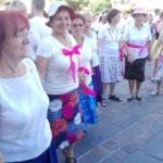 22. júna sa konal 5. ročník Karičky na Hlavnej ulici, ktorá je otváracím podujatím Cassovia folkfestu v Košiciach. Medzi stovkami tanečníkov tancovali aj členky nášho denného centra. Aj oni tak pomohli dotvoriť jedinečnú atmosféru tohto veľkolepého a mimoriadne obľúbeného podujatia.