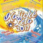 Košické leto 2017 v Mestskom parku Seniori si pochvaľovali podujatia v rámci Košického kultúrneho leta 2017, ktoré pravidelne navštevovali aj s vnúčatami.