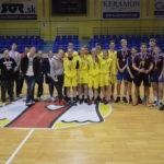 Dnes sa o 9. hodine uskutočnil v Angels Aréne turnaj v basketbale pre všetky stredné školy sídliace v MČ Košice-Staré Mesto. Zúčastnili sa jej 4 školy, v max. 9-členných zmiešaných družstvách chlapcov a dievčat. Zápasy boli veľmi vyrovnané a napínavé do poslednej chvíle posledného zápasu. Titul majstrov získali študenti z Gymnázia Šrobárova, 2.miesto získalo Gymnázium […]