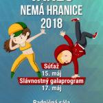 Mestská časť Košice-Staré Mesto Vám opäť dáva príležitosť prezentovať sa, zasúťažiť si a vyhrať. Vyhlasujeme 11. ročník celomestskej tanečnej súťažeTANEC NEMÁ HRANICE. Súťaž sa uskutoční15. 5. 2018, galaprogram so slávnostným vyhlasovaním výsledkov sa bude konať dňa 17.5.2018 o 17.00 hod.. Prihlásiť sa môže každý, kto spĺňa súťažné kritériá.Uzávierka prihlášok je 6. mája 2018. V prílohe […]