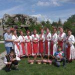 Pozývame Vás na vystúpenie 25-členného ľudového súboru PAVEL BÁNCI z bulharského mesta Pavelbaňa, ktorý sa uskutoční už tento štvrtok, 14.6.2018 o 18.00 hod. v Radničnej sále Miestneho úradu (Hviezdoslavova 7, Košice).  Vstup: VOĽNÝ! Tešíme sa na Vás. plagat BS