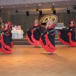 Súbor orientálnych tancov Šťastná žena sa prezentoval 6.2.2016 na Plese Slabozrakých v Košiciach. Ako otvárací tanec večera predviedli svoje Flamenco a Hawai.