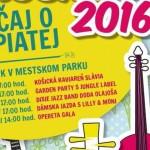 Naši seniori majú radi dobré kultúrne programy. Preto ich pozývame k altánku do Mestského parku na pravidelné podujatia mesta Košice aj v mesiaci august. KKL2016_plagat