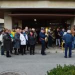 27. októbra 2016 sa uskutočnila veľká akcia – Prezentácia Mestskej časti Košice-Staré Mesto. Bohatý program – prehliadku zaujímavostí Starého Mesta veľkolepo otvorila Hasičská dychová hudba mesta Košice a zaspievala Spevácka skupina Malina. Týmto privítali spolu 110 seniorov z našej i ostatných mestských častí. Viac o programe sa dočítate v prílohe: Prezentácia MČ