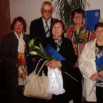Na základe výsledkov a aktivít získalo naše Denné centrum od Rady seniorov mesta Košice titul KLUB SENIOROV ROKU 2017. Najprv sa uskutočnilo odovzdávanie ocenení, potom nasledoval galaprogram v Spoločenskom pavilóne s názvom Vám… s vďakou a láskou. Podujatia sa zúčastnilo okolo 600 seniorov z celého mesta. Blahoželáme!