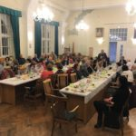Na sklonku roka sa v radničnej sále na Hviezdoslavovej ulici uskutočnilo stretnutie členov seniorských výborov z celého mesta. Nechýbalo pohostenie a milý program.