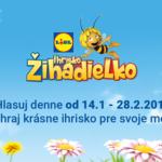 Mestská časť Košice – Sídlisko KVP sa prihlásila do súťaže spoločnosti LIDL Slovensko o ihrisko Žihadielko.Momentálne je na druhom mieste. Pomôžme jej vyhrať a potešiť najmenších. Hlasovať sa dá tu: https://zihadielko.lidl.sk/ až do 28. februára + druhý hlas viete získať hraním jednoduchej hry Bonusový medík na webstránke Lidla.