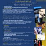 Starosta MČ Staré Mesto Igor Petrovčik (Spolu) a Múzeum Vojtecha Löfflera pozývajú 18. mája od 17. do 24. hodiny na výstavy, sprevádzanie počas noci a množstvo prichystaných atraktívnych sprievodných podujatí pre malýchi veľkých. Tešíme sa na Vašu návštevu, vstupné je 2 eurá, pre deti a seniorov 1 euro. Vstupenka platí do všetkých múzeí a galérií. […]