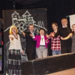 """ÚSPECH DIVADLA MILÉNIUM Na celoštátnu súťažnú prehliadku neprofesionálnych divadiel dospelých Belopotockého Mikuláš(6.-9. júna 2019) po prvýkrát vo svojej 9-ročnej histórii postúpilo aj Divadlo Milénium z našej mestskejčasti.V réžii Gejzu Tóthasa košickístaromestskí divadelníci predstavili hrou Kryštofa Hanzlíka """"Dracula reloaded"""" hneď v prvý deň festivalu vo veľkej sále Domu kultúry v Liptovskom Mikuláši. Veselo i vážne, s […]"""