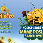 STAROMESTSKÉ MAMIČKY A OTECKOVIA POZOR! ZAPOJILI SME SA DO PROJEKTU LIDL IHRISKO ŽIHADIELKO, OD PONDELKA 13.JANUÁRA HLASUJEME NA PLNÉ PECKY Mestská časť Staré Mesto splnila všetky požiadavky a bola úspešne zaregistrovaná do projektu, vďaka ktorému bude v roku 2020 na Slovensku stáť 50 moderných a bezpečných detských ihrísk Žihadielko v hodnote takmer 4 500 000 […]