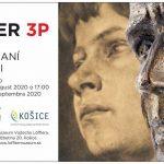 Srdečne Vás pozývame na vernisáž, ktorá sa uskutoční 6. augusta 2020 o 17:00 hod. Otvorené budú výstavy KAŽDÝ DEŇ JE JEDNÝM MALÝM ŽIVOTOM-Vlado Broniševský (1953-2019) a LÖFFLER 3P-Portréty, portrétovaní, portrétisti. Pozvánka Broniševský Pozvánka 3P