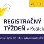 V Košiciach bude Registračný týždeň rodín bez domova. 24. – 30. 5. 2021 Po prvýkrát na Slovensku Nadácia DEDO spoločne s Mestom Košice, MČ Košice – Staré Mesto a ďalšími partnermi realizuje registračný týždeň rodín v Košiciach. Cieľom Nadácie DEDO je zmapovať rodiny s deťmi, ktoré v Košiciach trpia akútnou bytovou núdzou a následne najohrozenejším […]