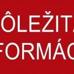 OZNAM Poslanci miestneho zastupiteľstva MČ Košice – Staré Mesto v súlade s príslušnými zákonmi schválili vyplatenie verifikovaných nevyplávaných permanentiek na Mestskú krytú plaváreň z rozpočtu. Občania, ktorí neuviedli číslo účtu, ale chcú peniaze v hotovosti, budú vybavení na Miestnom úrade MČ Košice – Staré Mesto od 4. októbra 2021.